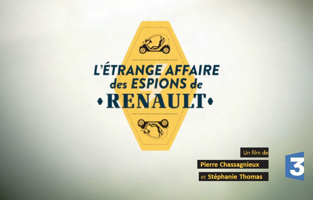 l 39 trange affaire des espions de renault sud renault guyancourt aubevoye. Black Bedroom Furniture Sets. Home Design Ideas